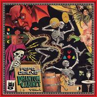 Pepe Deluxe - Phantom Cabinet Vol. 1 [LP]