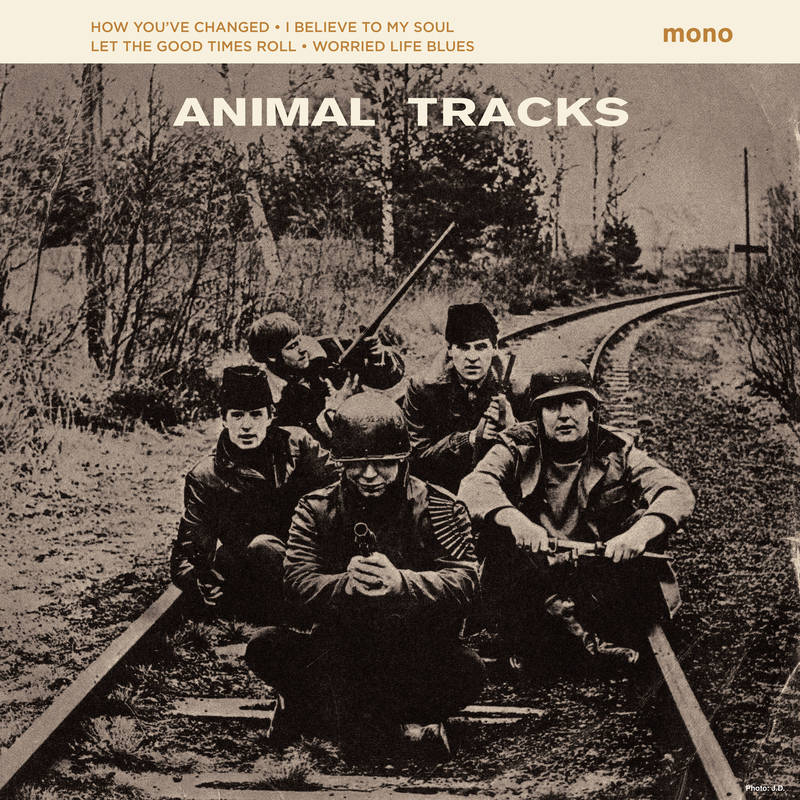THE ANIMALS ANIMAL TRACKS