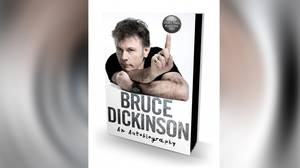 Enter to win a Bruce Dickinson prize pack!