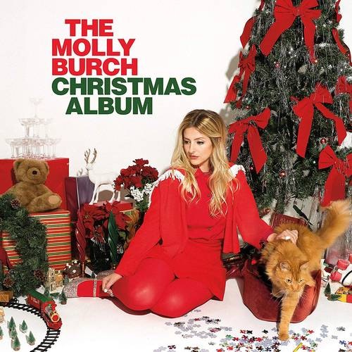 The Molly Burch Christmas Album [LP]