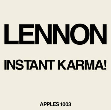 Instant Karma! (2020 Ultimate Mixes) [RSD Drops Aug 2020]