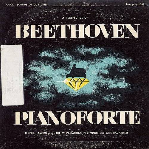 Perspective Of Beethoven-Piano