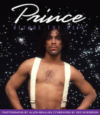 Book - Prince Before The Rain