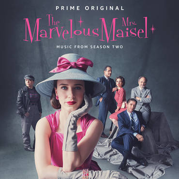 The Marvelous Mrs. Maisel: Season 2 [Music From The Prime Original Series] [LP]