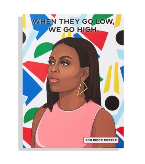 Puzzle - Michelle Obama 500/Pc