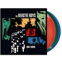Beastie Boys - Root Down EP [Limited Edition Orange, Red, Blue or Green LP]