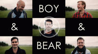 BOY & BEAR - Limit Of Love
