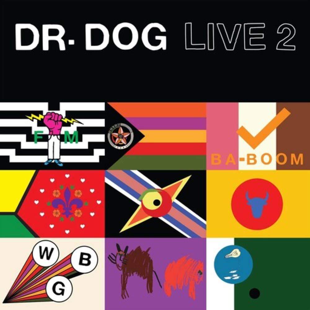 Dr. Dog - Live 2  [RSD 2019]
