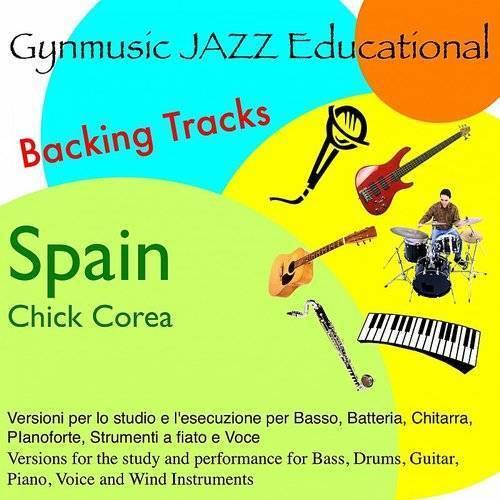 Gynmusic Jazz Educational - Spain Backing Tracks (Versione