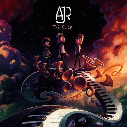 AJR - The Click | Gimme Gimme Records