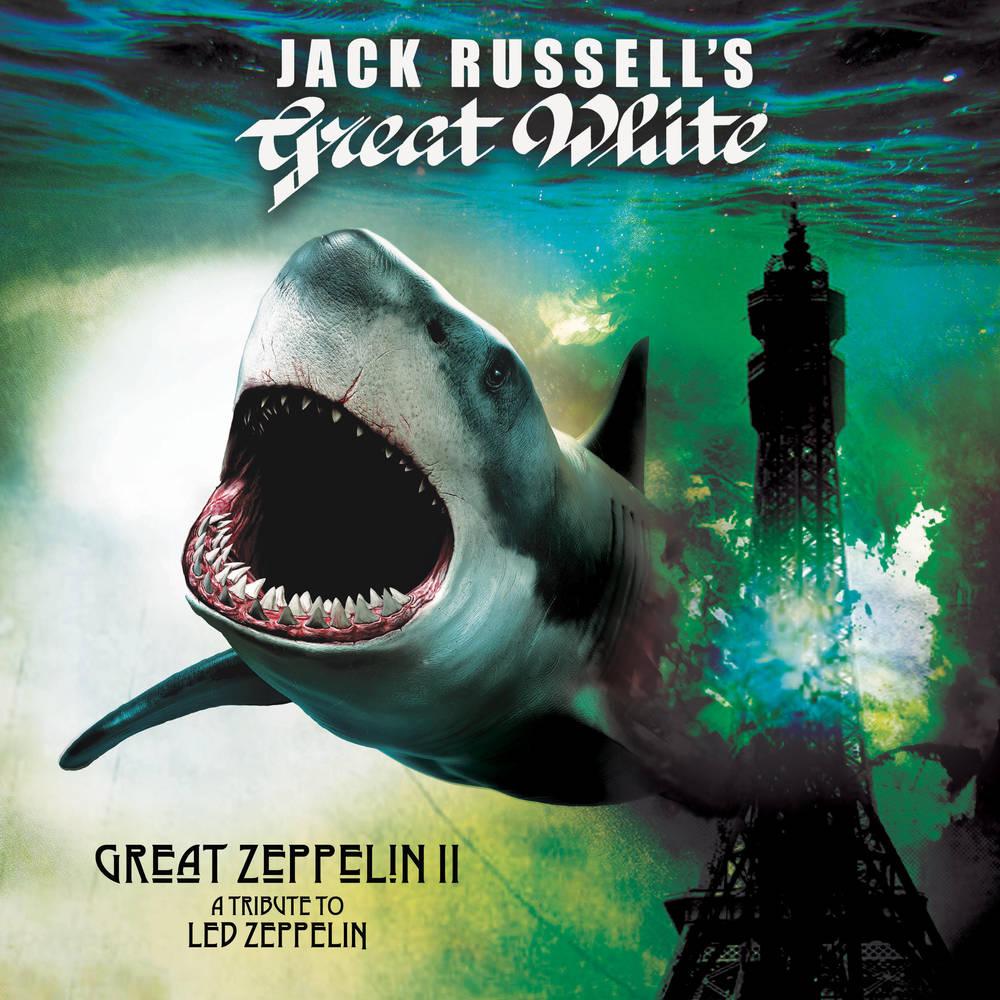 Jack Russell's Great White - Great Zeppelin II: A Tribute To Led Zeppelin [LP]
