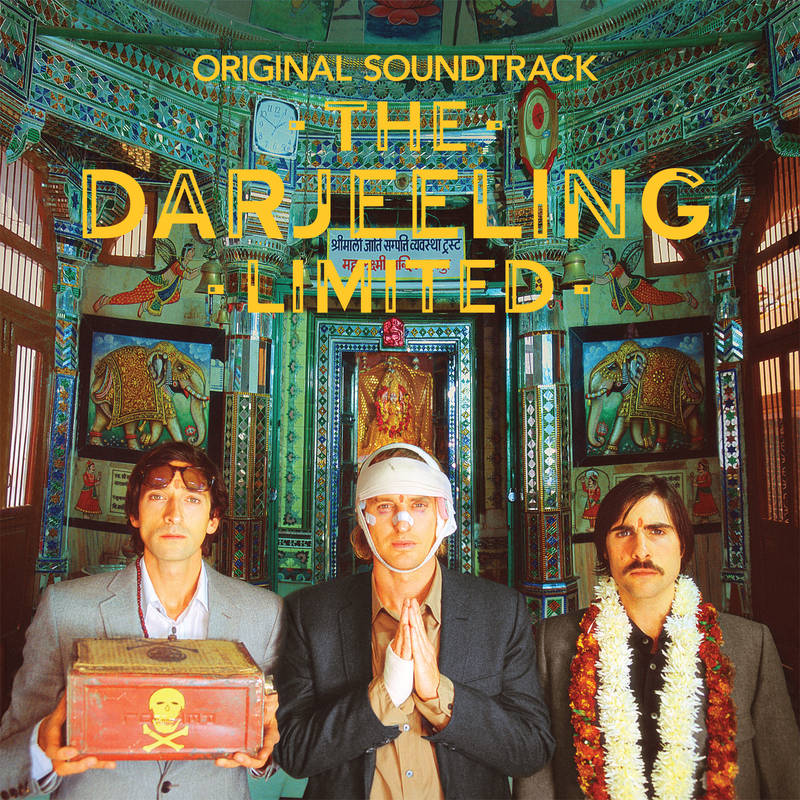 VARIOUS ARTISTS THE DARJEELING LIMITED (ORIGINAL SOUNDTRACK) THE DARJEELING LIMITED (ORIGINAL SOUNDTRACK)