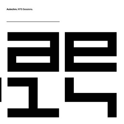 Autechre - NTS Sessions [8CD]