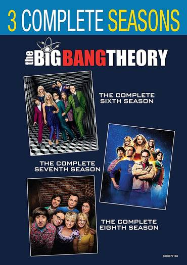 The Big Bang Theory: Seasons 6-8