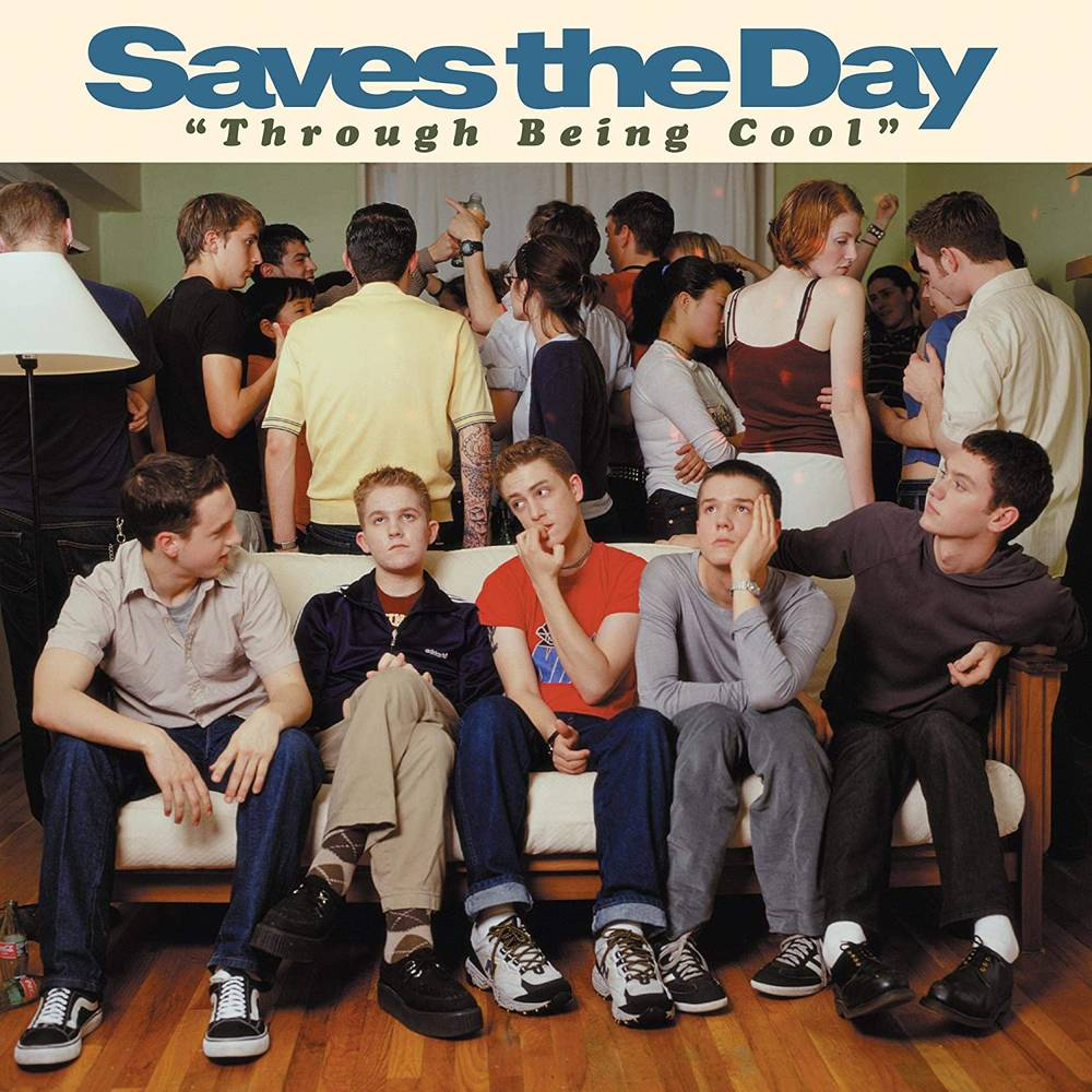 Saves The Day - Through Being Cool: TBC20 [Yellow LP]