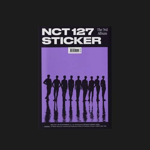 NCT 127 - The 3rd Album 'Sticker' [Sticker Ver.]