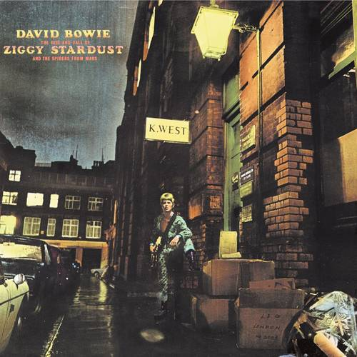 The Rise And Fall Of Ziggy Stardust And The Spiders From Mars: Remastered