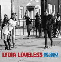 Lydia Loveless - Boy Crazy & Single(S) EP [Limited Edition Yellow Vinyl]