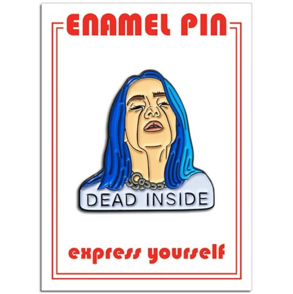 Pin - Billie Eilish - Dead Inside