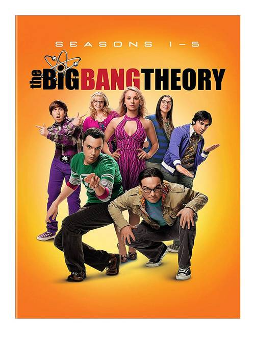 The Big Bang Theory: Season 1 - 5