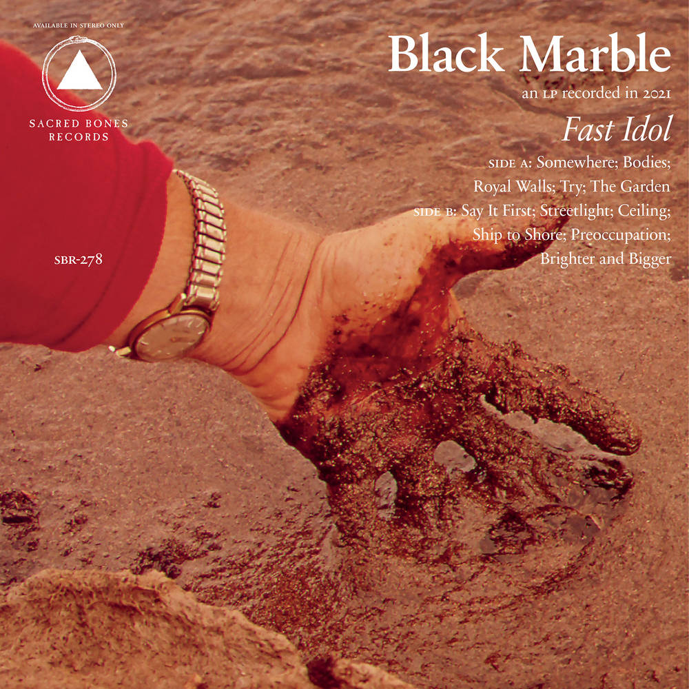 Black Marble - Fast Idol [Golden Nugget LP]