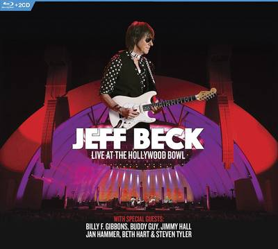 Jeff Beck - Live At The Hollywood Bowl [2CD/Blu-ray]