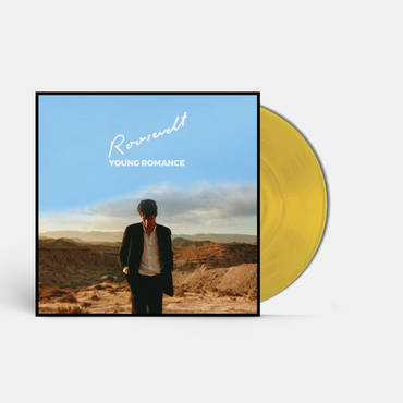 Young Romance [Indie Exclusive Limited Edition Sun Yellow LP]