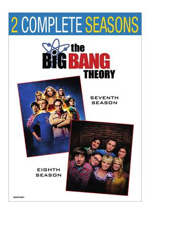 The Big Bang Theory: Season 7 & 8