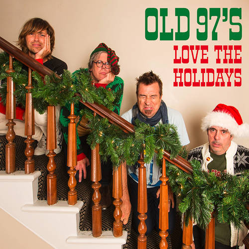 Love The Holidays [Red & Green Splatter LP]