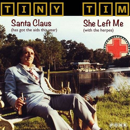 She Left Me/Santa Claus 7""