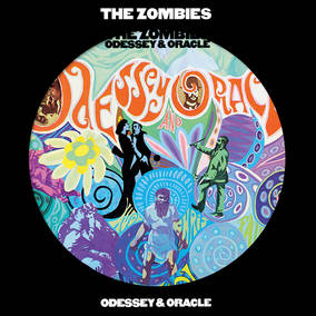 Odessey and Oracle Picture Disc