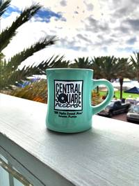 CSR Merch - MINT COFFEE MUG