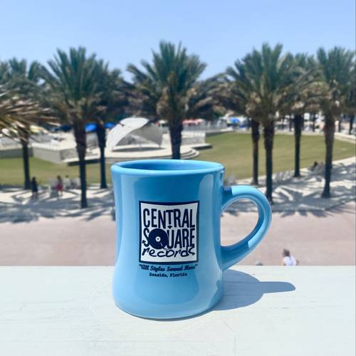 CSR Merch - LIGHT BLUE COFFEE MUG