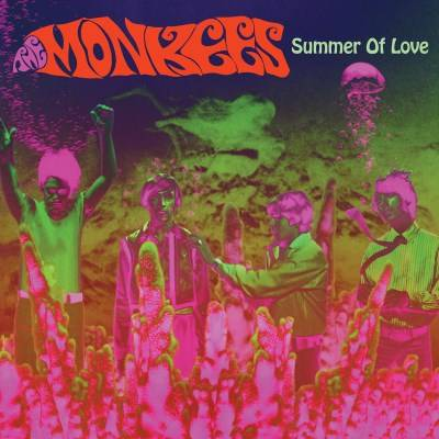 The Monkees - Summer Of Love [Red/White Splatter LP, Summer Of Love Exclusive]