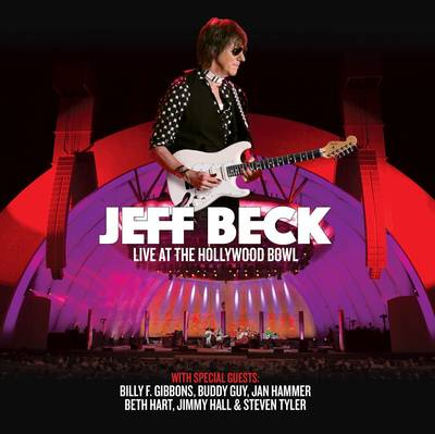 Jeff Beck - Live At The Hollywood Bowl [3LP/DVD]