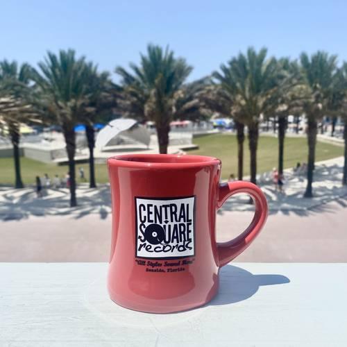 CSR Merch - RED COFFEE MUG