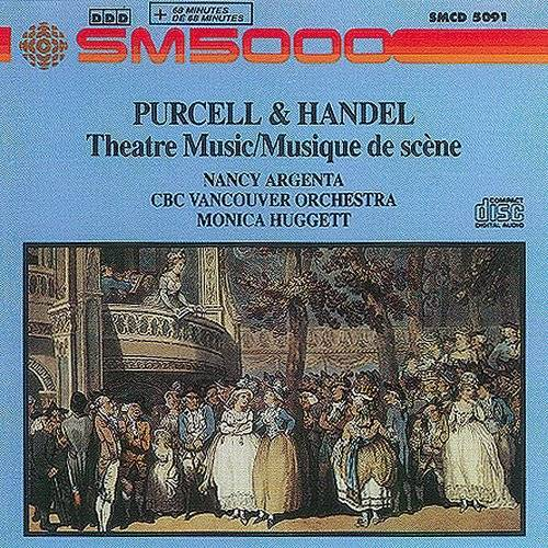 Purcell / Handel: Theatre Music