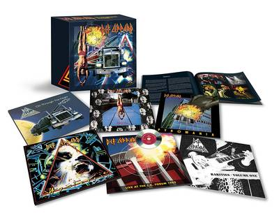 Def Leppard - The Collection: Volume One [CD Box Set]