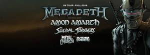 Megadeth- Sands Event Center 10/11