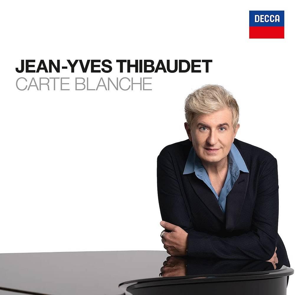 Jean-Yves Thibaudet - Carte Blanche