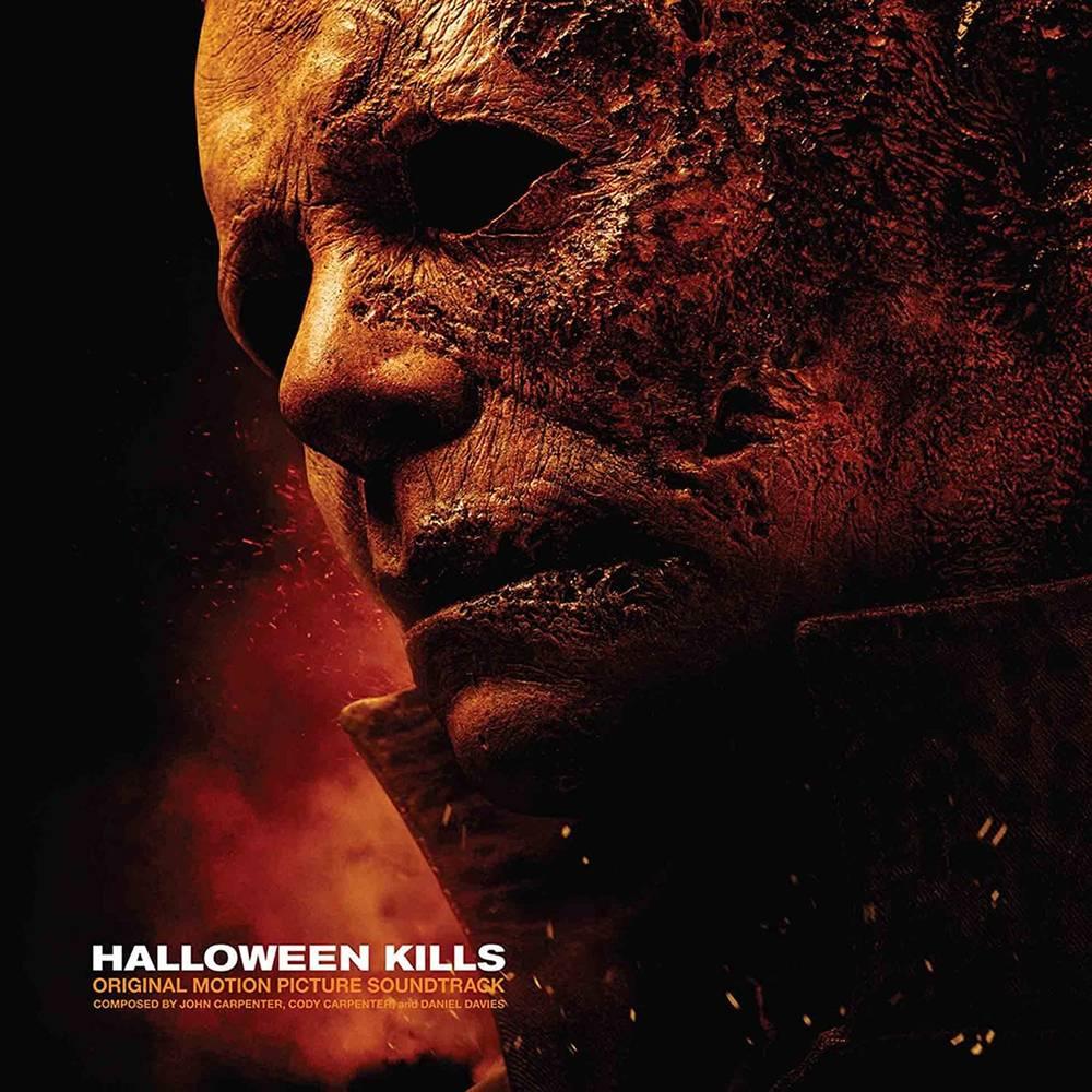 John Carpenter, Cody Carpenter & Daniel Davies - Halloween Kills (Original Motion Picture Soundtrack) [Limited Edition Orange LP]