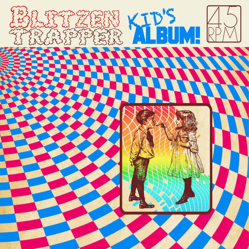 Blitzen Trapper Kids Album!