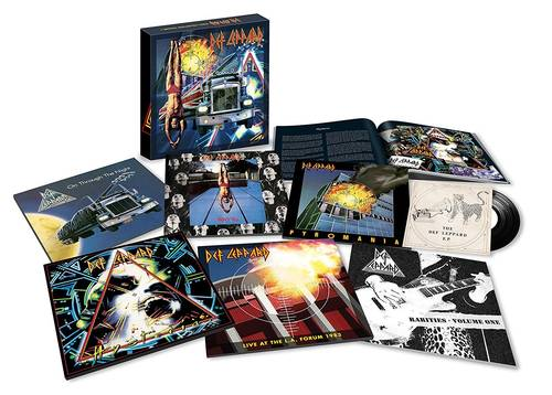 The Collection: Volume One [LP Box Set]