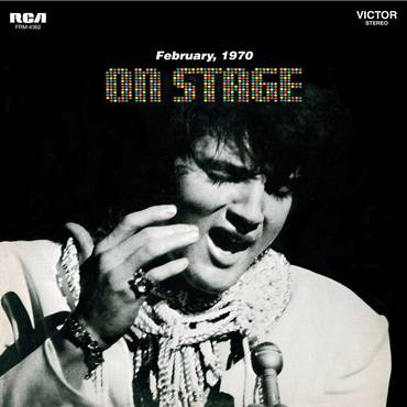 On Stage - February 1970 [Audiophile Black & Blue Swirl LP w/Poster]