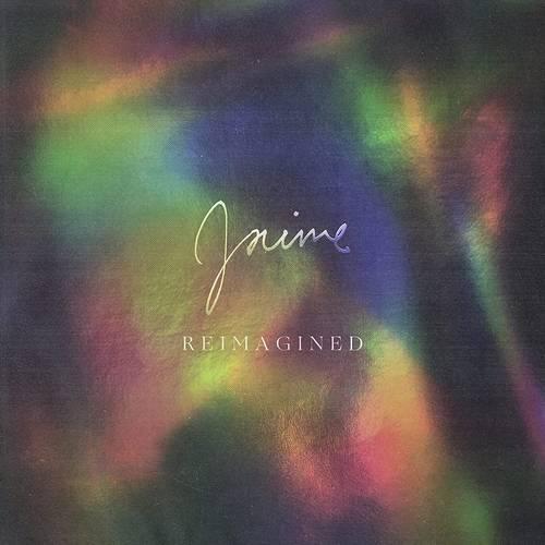 Brittany Howard - Jaime Reimagined [Neon Magenta & Black Splotch LP]
