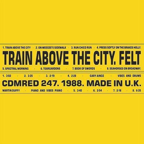 Train Above The City (Wsv) (Box) (Rmst) (Uk)