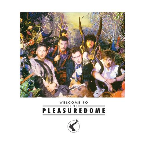 Welcome To The Pleasuredome [2LP]