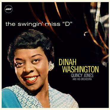 "Swingin' Miss """"D"""" With Quincy Jones And His Orchestra [Import LP]"