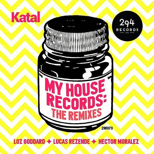 My House Record: The Remixes