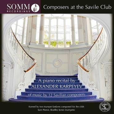 Composers At The Saviile Club / Various